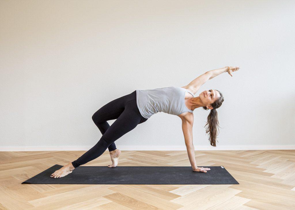 Wild thing Yoga mit Kim Hanuam Yoga Basel Vinyasa Yoga