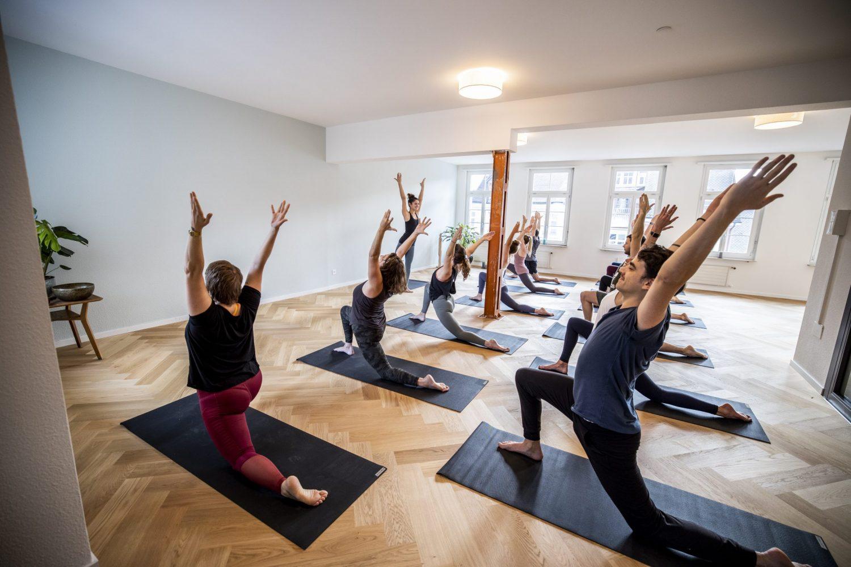 Schönstes Yoga Studio in Basel, Hanuman Yoga Basel, Vinyasa Yoga, Yin Yoga, Power Yoga, Yoga in Basel