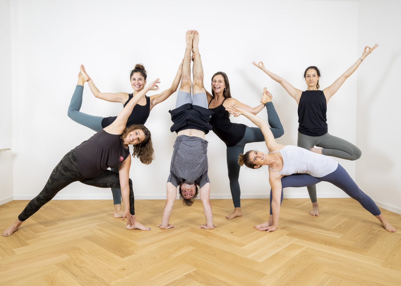 Team Hanuman Yoga Basel beste Yoga Lehrer in Basel