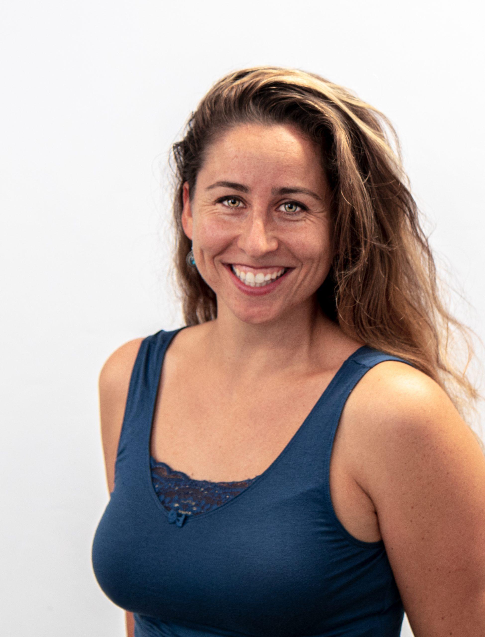 Yogalehrerin Rachel