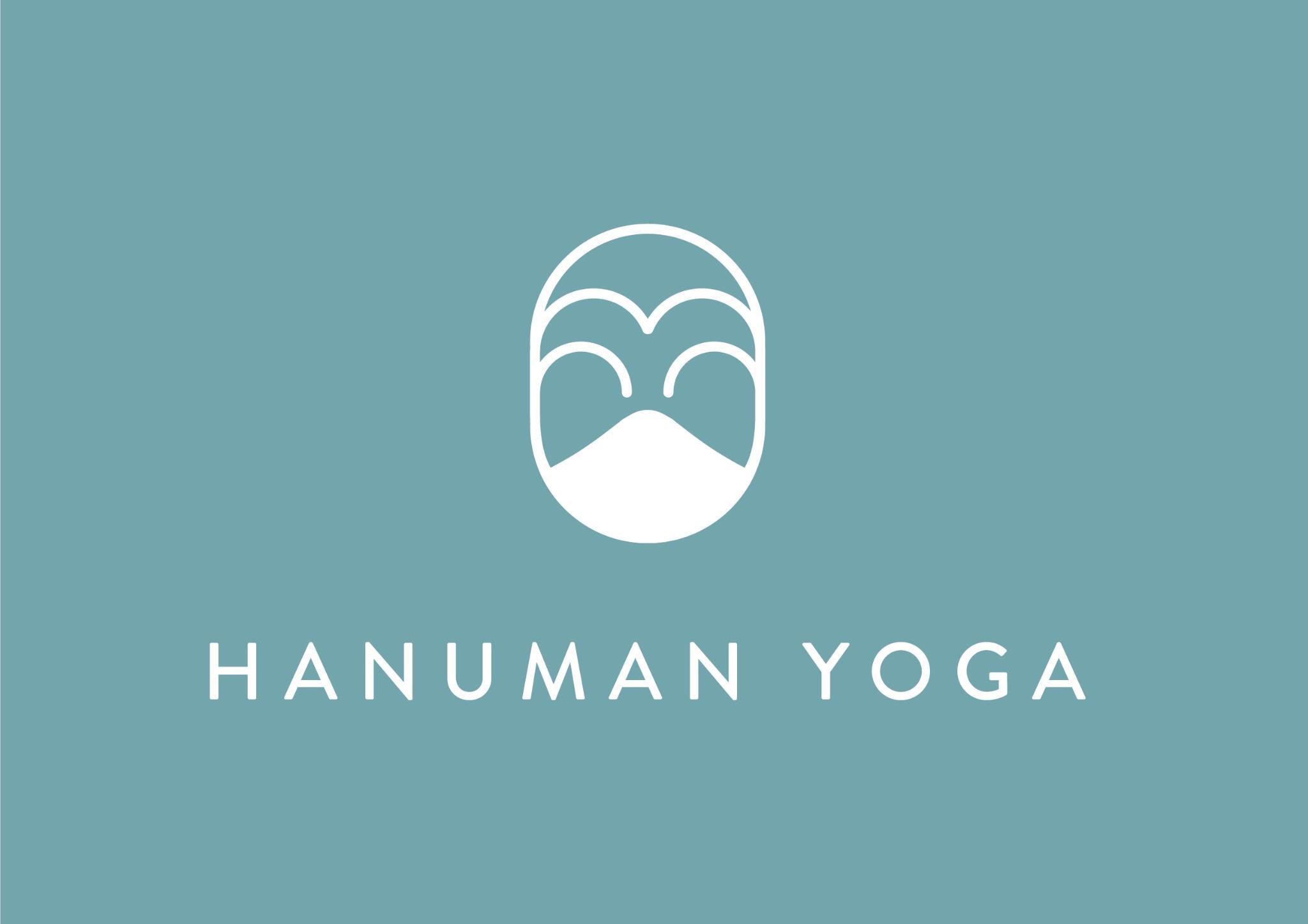 Hanuman Logo mit Maske